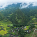 View from Above Cat Cat Village, Vietnam by Christopher Crouzet