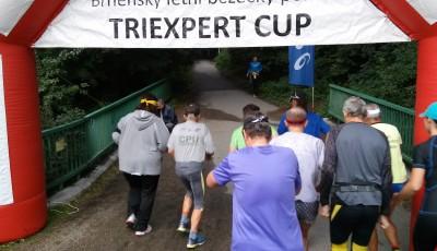 Čípa se po Mariánském údolí posunul do čela Triexpert Asics Cupu