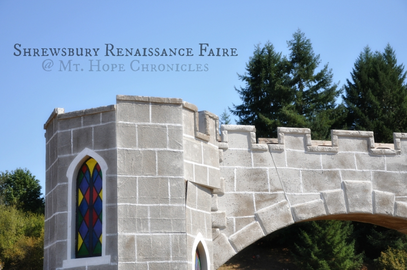 Shrewsbury Renaissance Faire @ Mt. Hope Chronicles