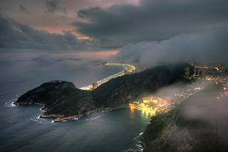 Misty Copacabana
