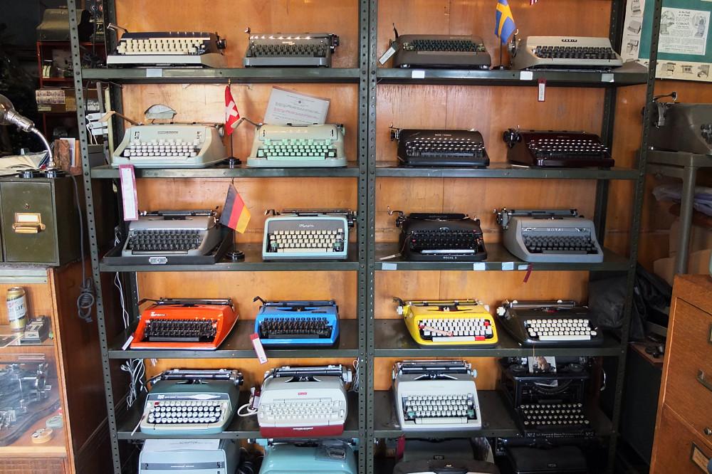 Ace Typewriter, Portland