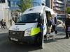 YR13YGK British Transport Police Ford Transit by graham19492000