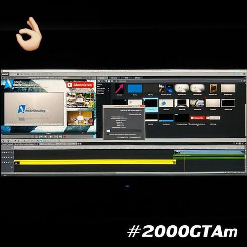 New Video is rendering 👍🍻 youtube.com/mastergery  #killerbody #alfaromeo #2000gtam #tamiya #tt01 #redbeauty