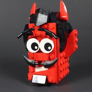 Devil Blockhead