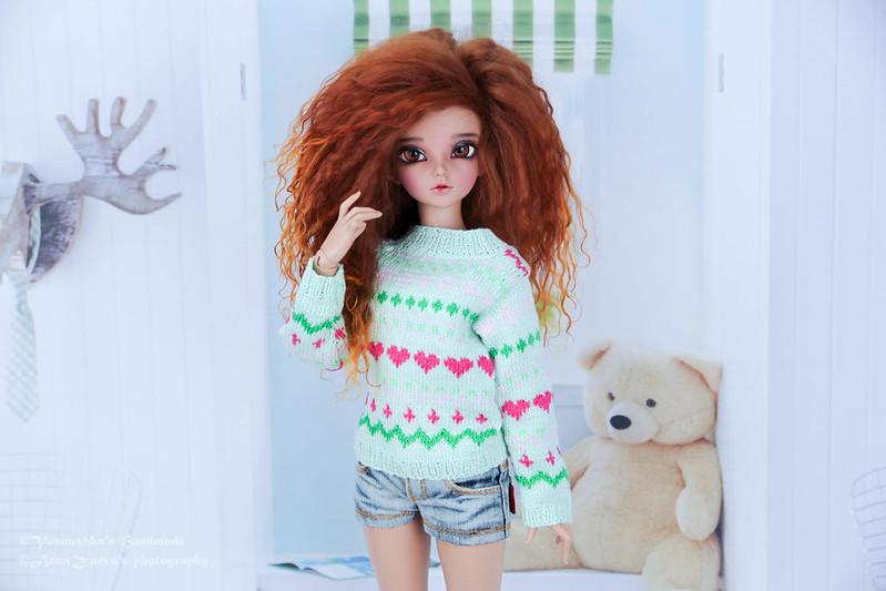 Sweaters ~ Vesnushka Handmade