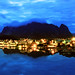 we bid thee a very fond farewell oh beautiful Lofoten islands by lunaryuna