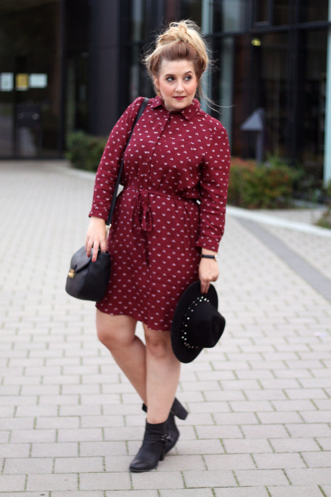 outfit-new-look-dress-kleid-herbst-fall-bordeaux-trend-niedersachsen+