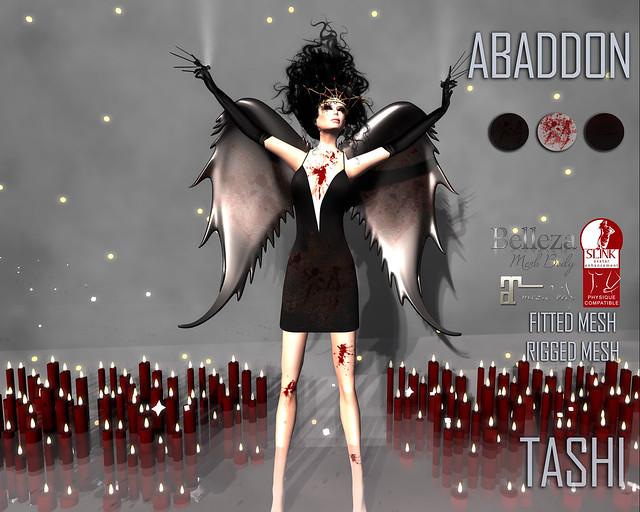 TASHI Abaddon