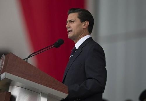 Reforma energética, no es promesa de futuro 'sino una realidad': Peña