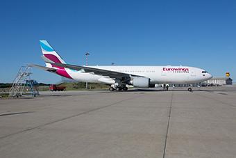 Eurowings A330-200 (Lufthansa)