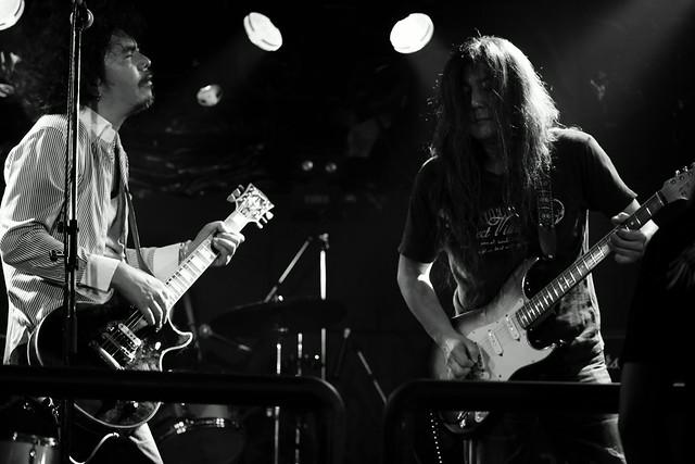 THE NICE live at Outbreak, Tokyo, 29 Sep 2015 - jam with Takayuki O.E. 464