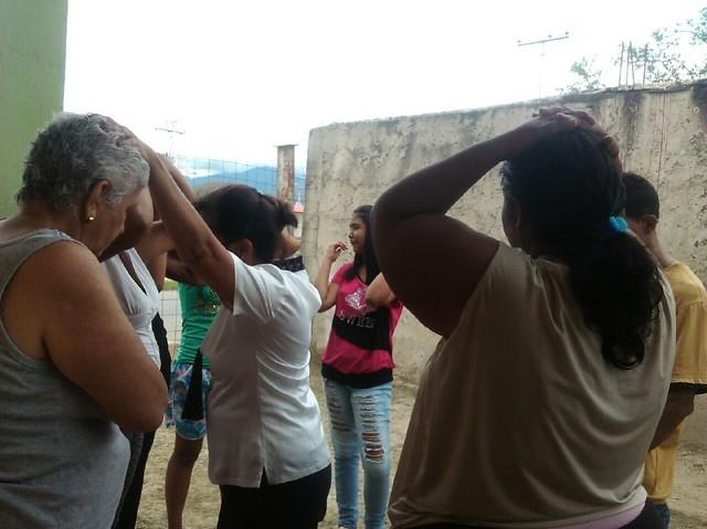 Casas de Oración: Estado Carabobo 04-10-15