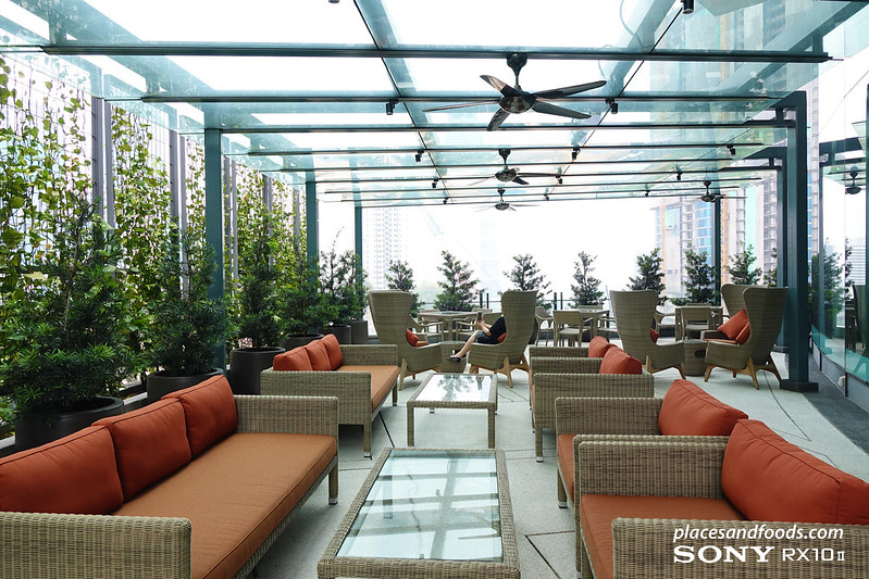 the oak room nexus bangsar outdoor