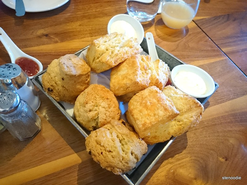 Buttermilk biscuits & scones