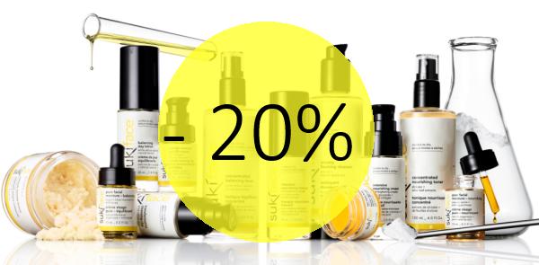 Suki 20% Discount