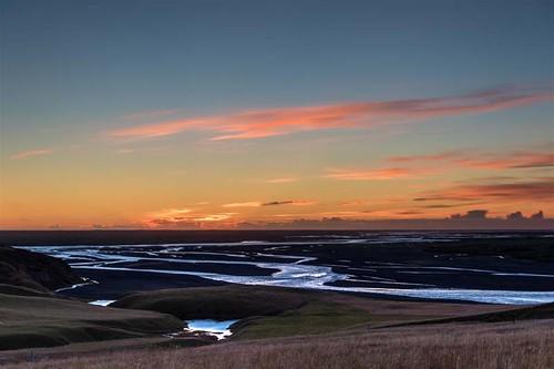 morning cold colour sunrise iceland graduatedndfilter