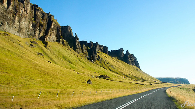 Iceland - (Klausturhof Hotel -> Vatnajokull Glacier)