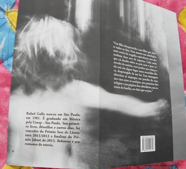 Resenha, livro, Rebentar, Rafael Gallo, sinopse, capa
