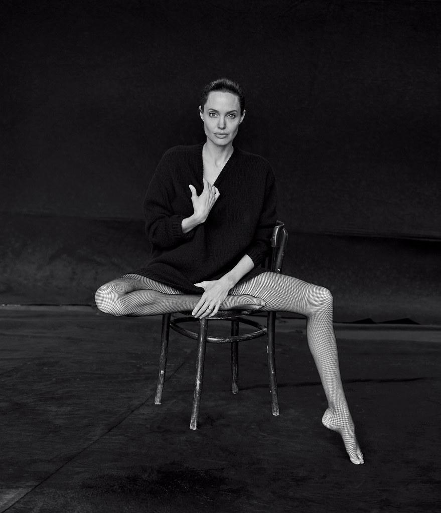 Анджелина Джоли — Фотосессия для «WSJ» 2015 – 6