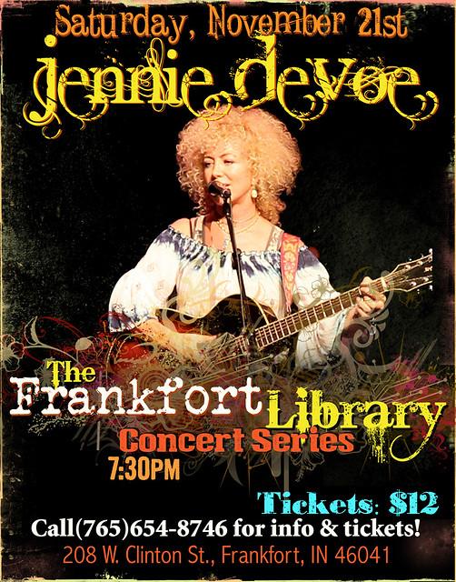 Frankfort Concert
