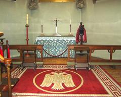 Russian Orthodox chapel