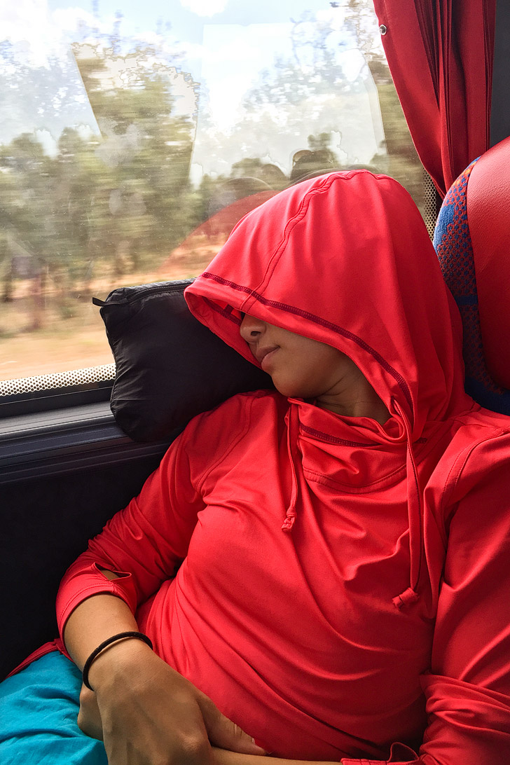 Light Jacket that Becomes a Travel Pillow (15 Carry On Essentials for You to Take On Every Flight).