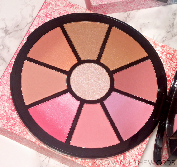 Sephora Collection Ombre Obsession Face Palette (1)
