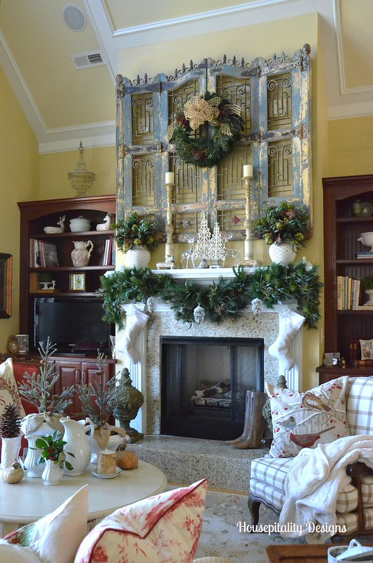 Great Room/Christmas 2015 - Housepitality Designs
