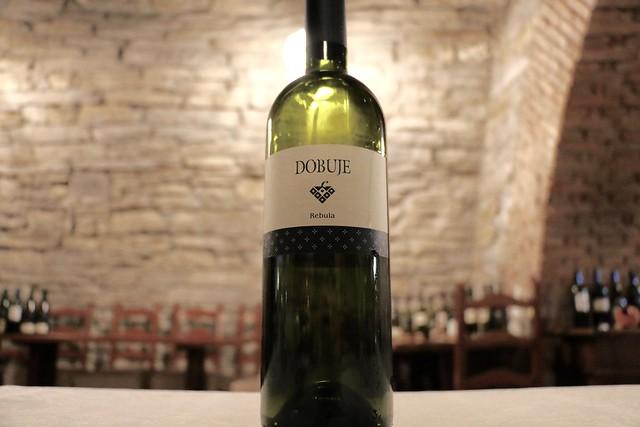 Goriška Vinoteka Brda (Dobuje winery)