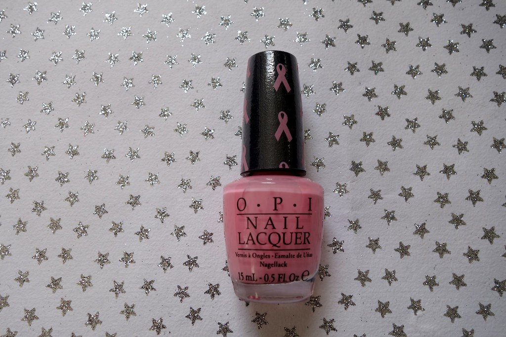 JustMyLook.Co.UK Secret Santa: OPI Pink-Ing of You