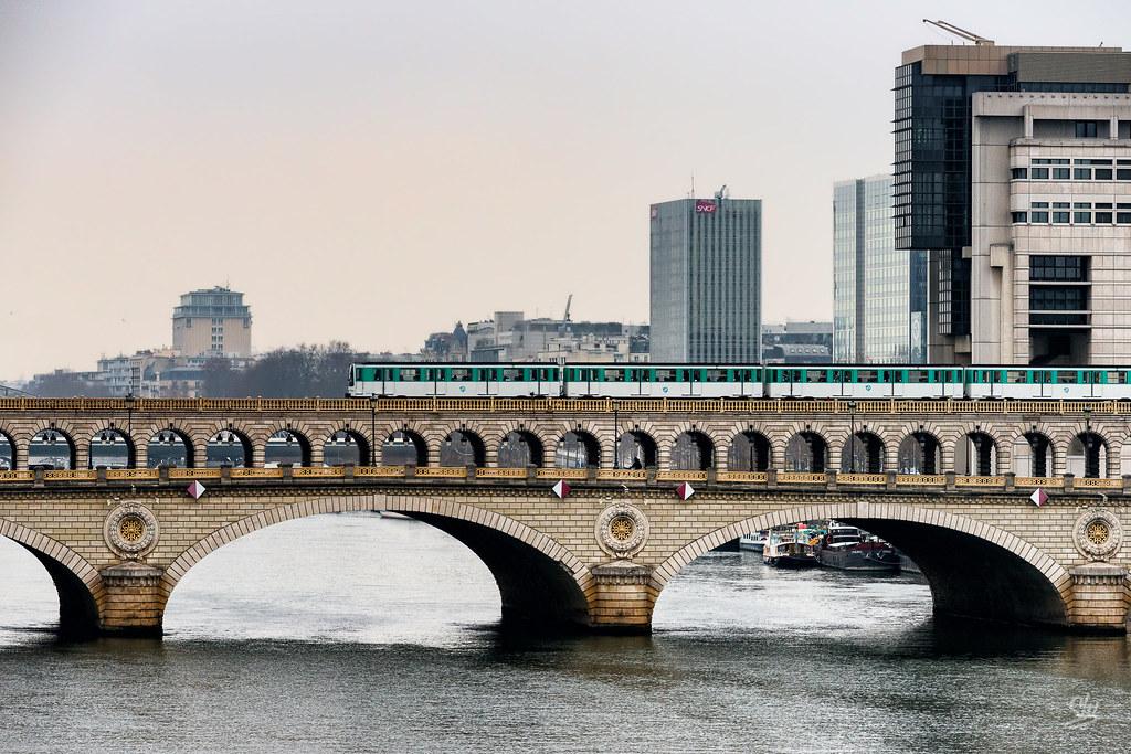 Pont de Bercy de jour