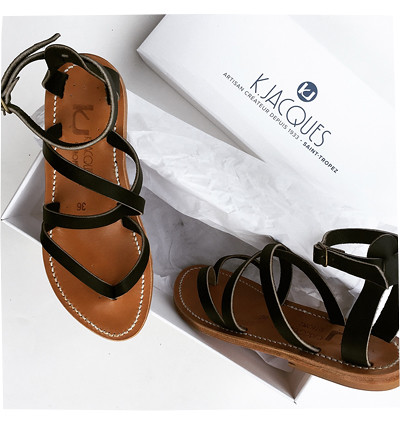 Create Your Own K. Jacques Sandals