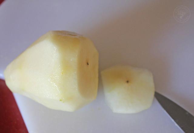 Ensalada con pera envuelta en hojaldre www.cocinandoentreolivos.com (3)