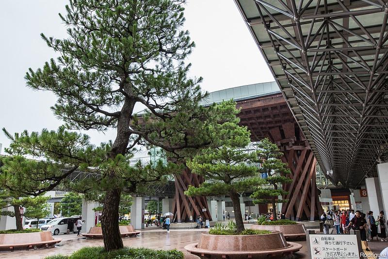 Estación de Kanazawa 2015-25