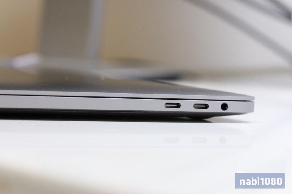 MacBook Pro 15インチ 201620