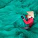 Mending the nets by Rodney Topor