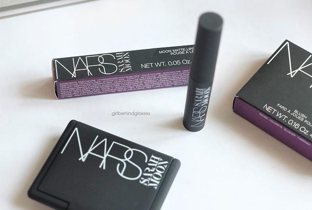 NARS Sarah Moon Matte Lipstick Indecent Proposal3
