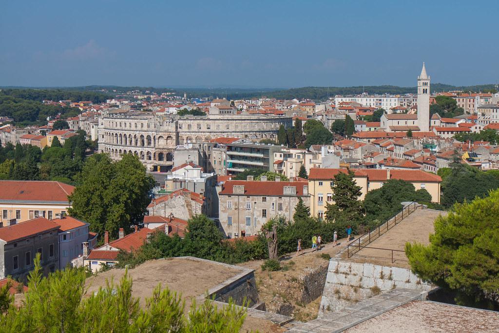 Croatia, Pula