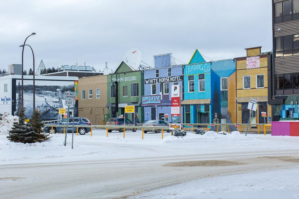 Canada. Yukon