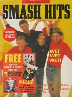 Smash Hits, September 23, 1987