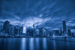 Hong Kong : BW Blue Tone