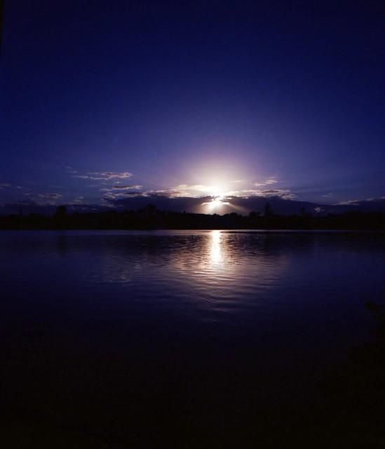 Sunrise Brisbane River
