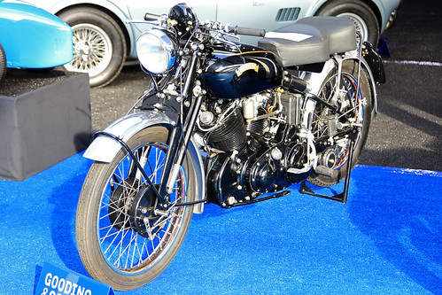 Vincent Series C Black Shadow 1952