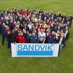 Sandvik-gruppbild