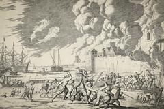 1572-04 Geuzen veroveren Den Briel op de Spanjaarden - Brielle/NL