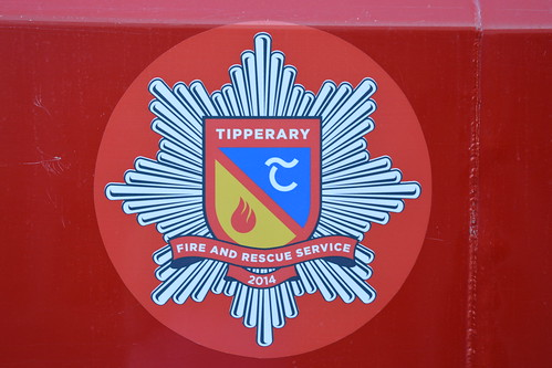 Tipperary Fire & Rescue Service Crest