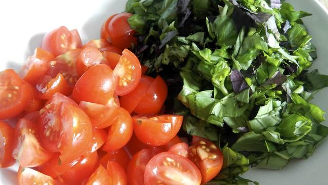 Corn and Tomato Dip 6