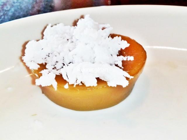 Kutsinta / Coconut Brown Rice Cake