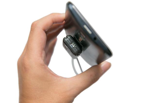 世界首創!手機用真正閃光燈!ZenFone 2 外接氙氣閃光燈 ZenFlash! @3C 達人廖阿輝