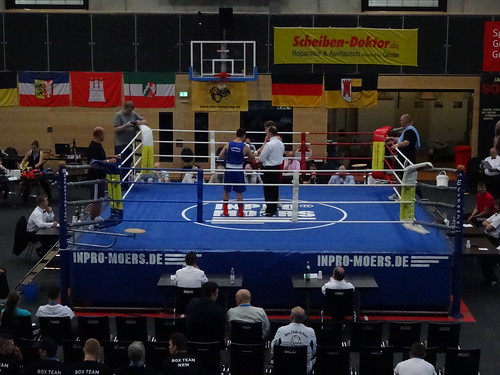Boxing: German U21 championships